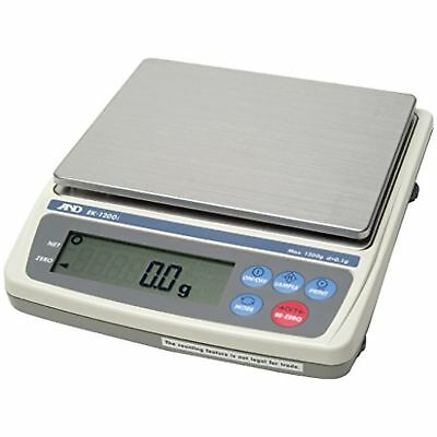 A&d Weighing A&D Ek-600i Legal For Trade Jewelry Gold Scale 600 X 0.1g