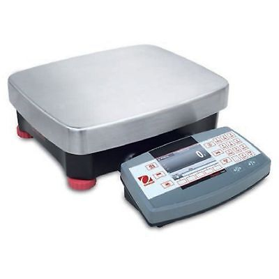 Ohaus R71md15 Die Cast/Stainless Steel Ranger 7000 Compact Bench Scale, 15 K ...