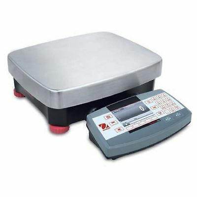Ohaus R71md6 Die Cast/Stainless Steel Ranger 7000 Compact Bench Scale, 6 Kg  ...