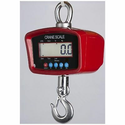 Prime Scales Ps-Cr-M-1000 Heavy Duty Crane Scale | Hanging Scale Medium Encl ...