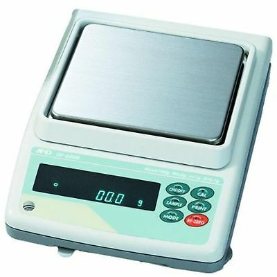 A&D Gf-1200 Precision Lab Balance,1210 G X 0.01g Couting, Jewelry Scale,Rs23 ...