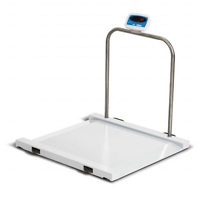 Brecknell Scales 816965004805 1000 Lb. Bariatric Scale