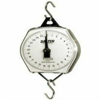 Mnm Scales The Amazing Salter Brecknell 235-6s-220 Mechanical Hanging Scale