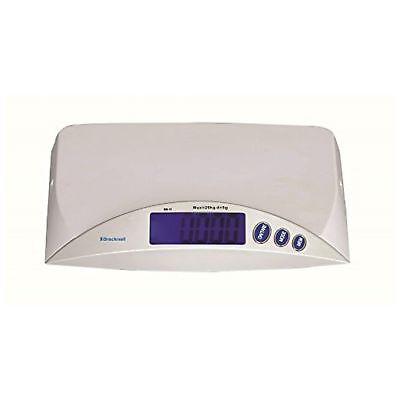 Salter Brecknell Blms152311--44l Ms-15 Pediatric Scale, Abs Plastic With Rem ...