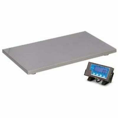 Brecknell 22&#8220 X36&#8220 500lb Portable Vet Scale, Capacity: 250kg X 0.1 ...