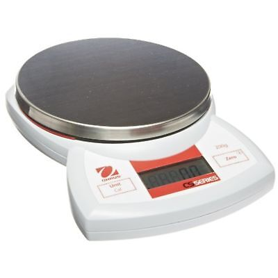 Ohaus Cs Compact Portable Scales, 200g Capacity