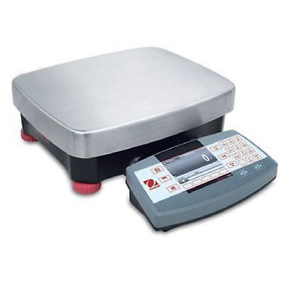 Ohaus R71mhd35 Die Cast/Stainless Steel Ranger 7000 Compact Bench Scale, 35  ...