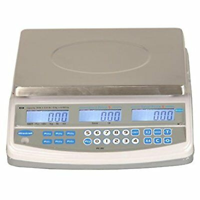 Salter Brecknell PC Serries Price Computing Scale 60 Lb By 0.02 Lb Accuracy, ...