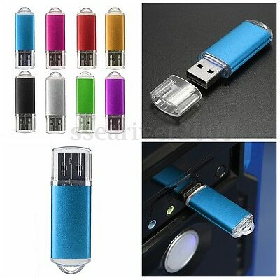 128MB USB 2.0 Flash Pen Drive Memory Stick Data Storage Thumb U Disk