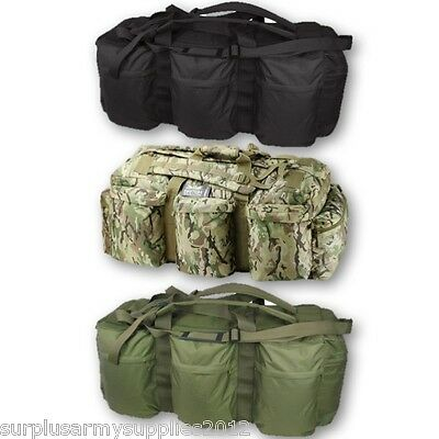 100 Litre Assault Holdall Cadet 100L Deployment Travel Bag Rucksack British Army