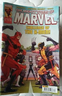 Mighty World of Marvel volume 4, 57 issues for individual sale