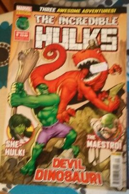 The Incredible Hulks volume 3, 9 issues for individual sale