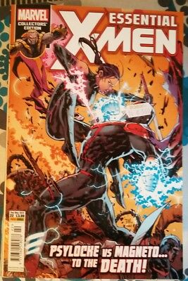 Essential X-Men volume 4, 22 issues for individual sale
