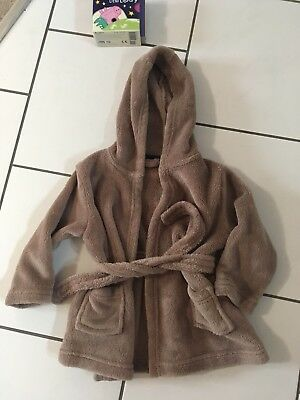 Toddler/ Baby Size 9-12 Months Dressing Gown matalan