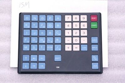 Keysheet Keypad FANUC 15M, A98L-0001-0647#M Replacement