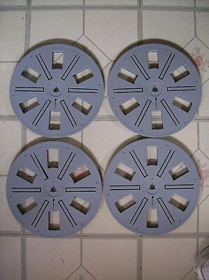 4X800ft POSSO Super Reels!  Excellent condition!  NEARLY NEW!  LOOK!!