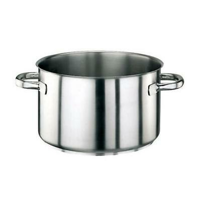 World Cuisine - 11007-20 - Series 1000 4 qt Stainless Steel Sauce Pot