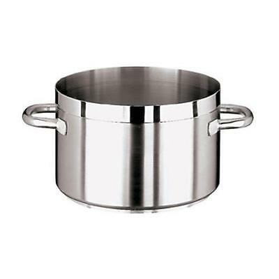 World Cuisine - 11107-24 - Grand Gourmet 6 7/8 qt Stainless Steel Sauce Pot