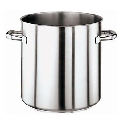 World Cuisine - 11001-28 - Series 1000 18 qt Stainless Steel Stock Pot