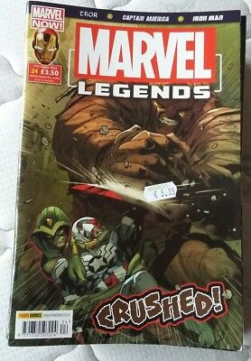 Marvel Legends volume 2, 18 issues for individual sale