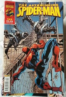Astonishing Spider-Man volume 1, 41 issues for individual sale