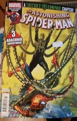 Astonishing Spider-Man volume 6, 43 issues for individual sale