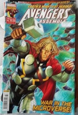 Avengers Assemble, 27 issues for individual sale