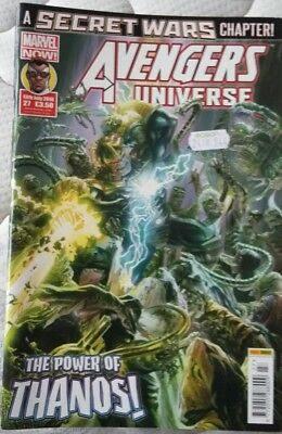 Avengers Universe volume 1, 11 issues for individual sale