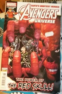 Avengers Universe volume 2, 18 issues for individual sale