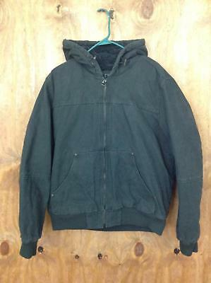 NEW G.H. Bass & CO. Mens Heavy Canvas Sherpa Lined Barn Coat Jacket size XL
