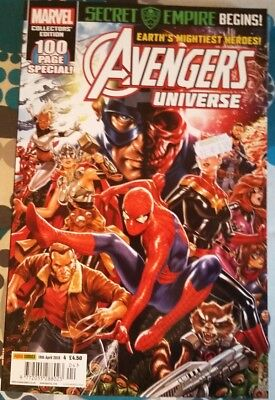 Avengers Universe volume 3, 3 issues for individual sale