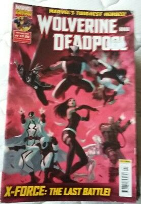 Wolverine & Deadpool volume 2, 45 issues for individual sale