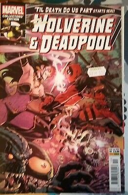 Wolverine & Deadpool volume 4, 19 issues for individual sale