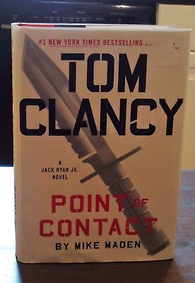 A Jack Ryan Jr Novel Tom Clancy Point Of Contact Bk 4 By