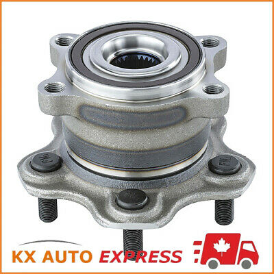 REAR Wheel Hub & Bearing Assembly fits Left or Right for Infiniti Nissan AWD