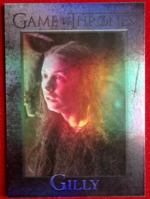 GAME OF THRONES - GILLY - Season 4 - FOIL PARALLEL Card #65
