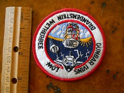 NEW WITHOUT TAGS NASA SPACE SHUTTLE COLUMBIA STS58,MISSION PATCH