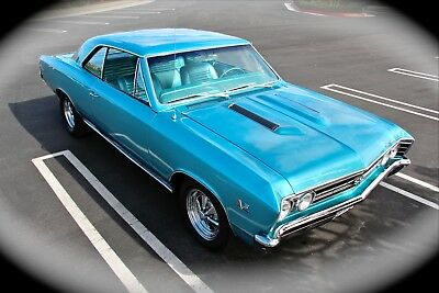 1967 Chevrolet Chevelle SS396 1967 CHEVELLE SS 396/325HP MATCHING NUMBERS SHOW & GO BEAUTY!