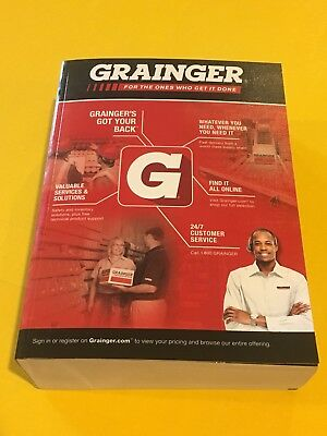 New 2018 Grainger 409 Catalog Industrial Supply & Equipment Reference Guide