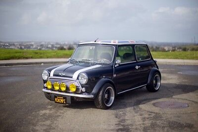 1975 Austin MINI COOPER SPORT PACK 1975 MINI COOPER GENUINE SPORT PACK LOADED WITH EXTRAS