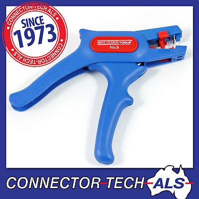 Weicon Tools German Made Professional Wire Stripper No. 5 Electrical #51000005