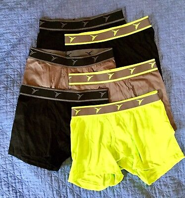 Brand New Old Navy Boys Boxer Briefs Size Large Lot Of 6 Great Saving Stock Up
