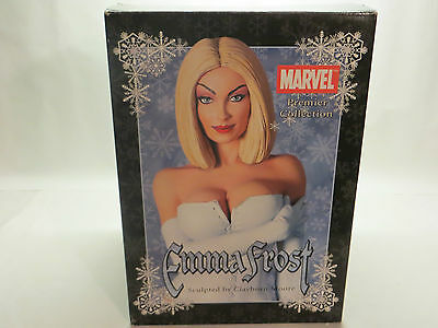 Emma Frost Statue Marvel Premier Collection Sculpted By Clayburn Moore