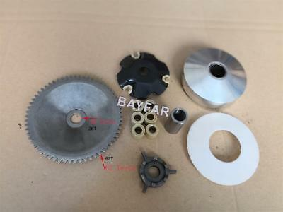 Complete Variator Set for 4 stroke Scooter Moped ATV GY6 50 60 80 139QMB 147QMD