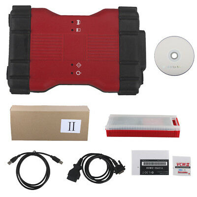 2019 New VCM2 for Ford IDS V106 and Mazda IDS V108 VCM II 2 in 1 Diagnostic Tool