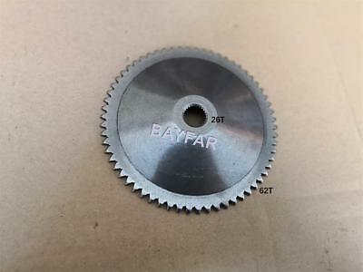 Variator starter gear for 4 stroke Scooter Moped ATV GY6 50 60 80 139QMB 147QMD