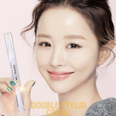 5ml Waterproof Double Eyelid Glue Makeup Adhesive Eye Lid Glue Gel Beauty New