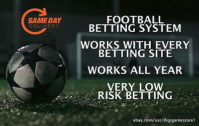 Football Betting System - Works All Year - Money Back Guarantee