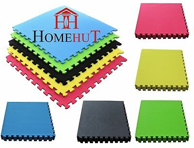 Eva Large Interlocking Flooring Activity Play Soft Foam Mats Tiles Children Kids