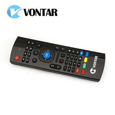 VONTAR USB wireless keyboard Remote fly air mouse for Kodi MXQ Android TV Box